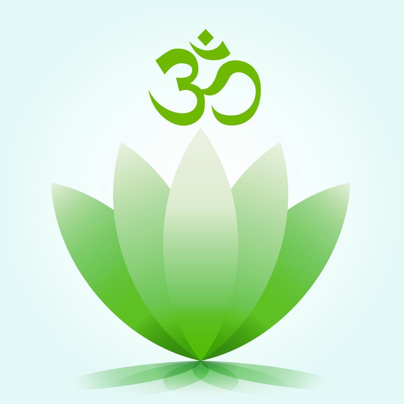 símbolo Om, definición de yoga
