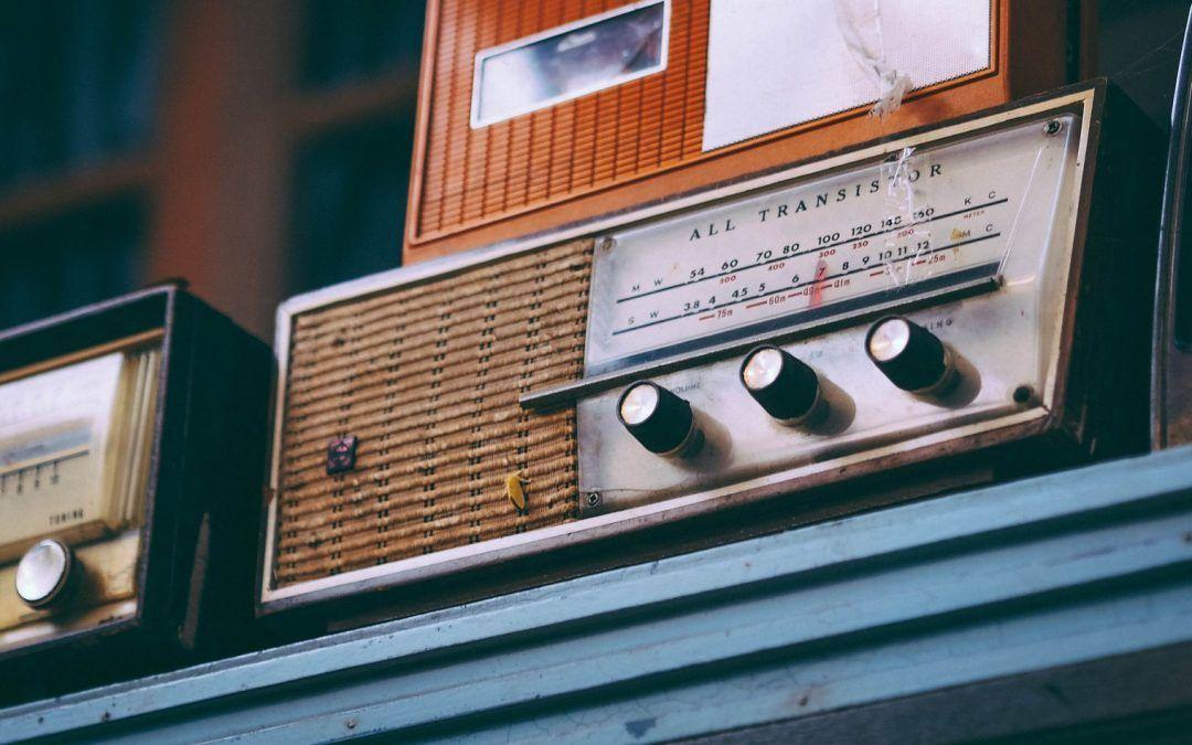 Mi primera entrevista en la radio