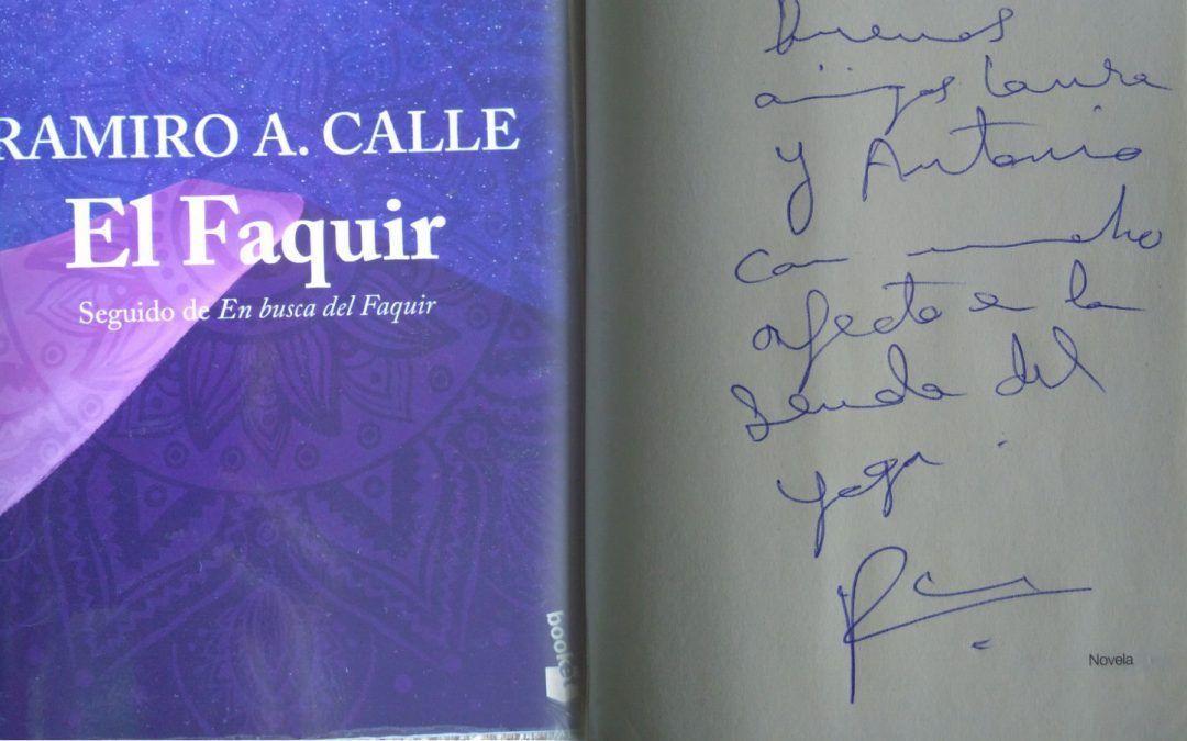 La vida hace regalos y a nosotros nos regaló a Ramiro Calle