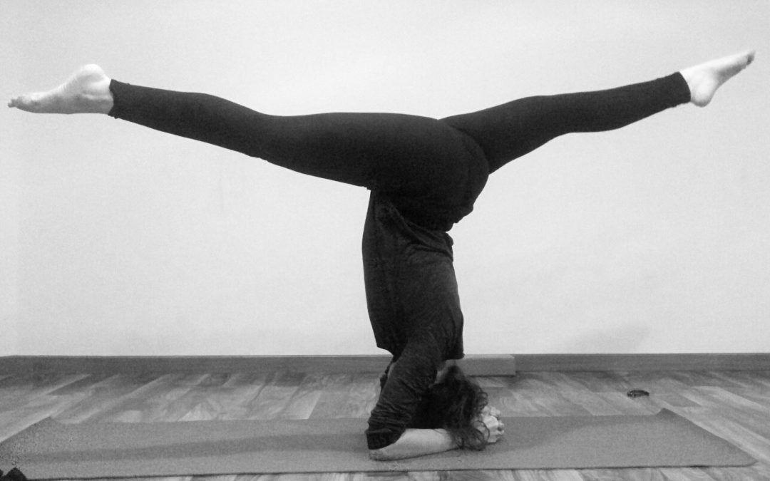 ¿Esto es yoga?