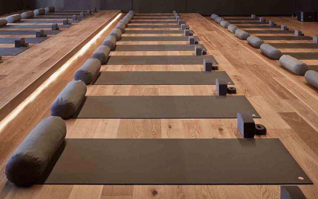 ¿Por qué me gusta impartir clases de yoga?
